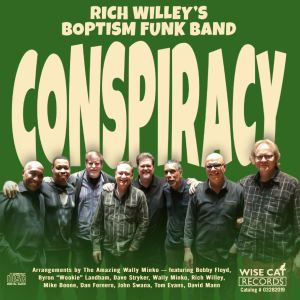 Rich Willey's Boptism Funk Band