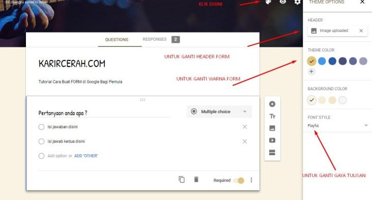 Cara Membuat Google Form 10