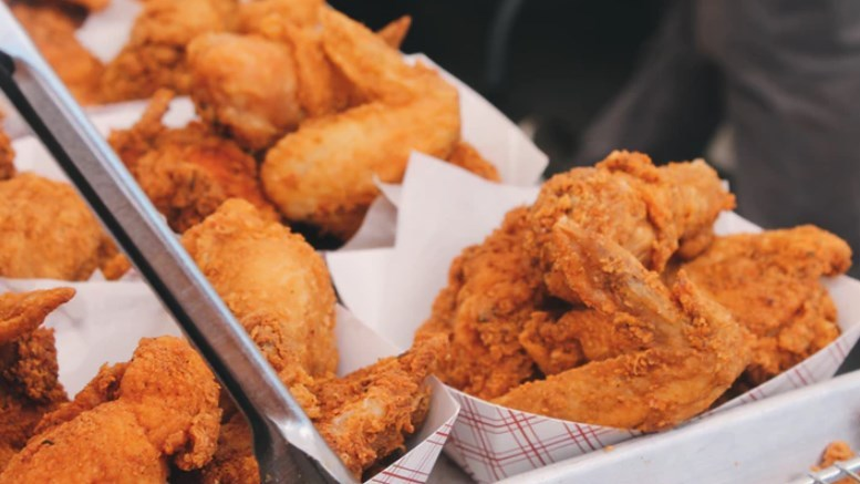Franchise Fried Chicken Murah