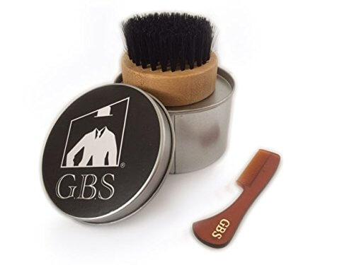 Useful Gift Ideas for the Bearded Man - Soft Bristled Brush/Boar Brush
