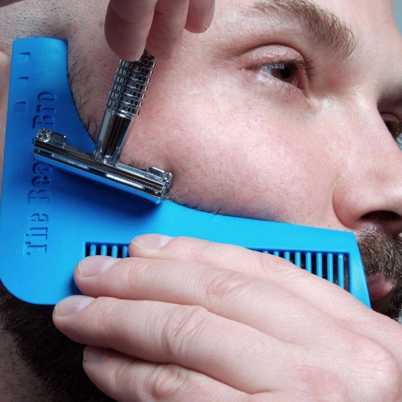 Useful Gift Ideas for the Bearded Man - Nifty Beard Shaper
