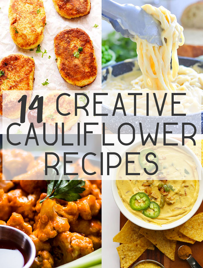 14 Healthy Vegan Cauliflower Recipes