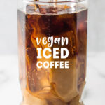 Vegan Iced Coffee