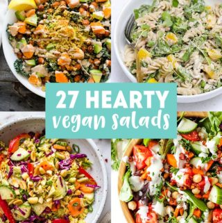 27 Hearty Vegan Salad Recipes