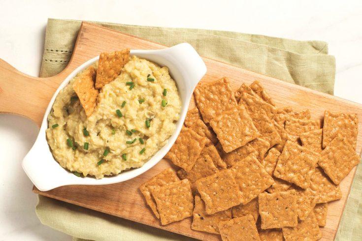 Baked White Bean Artichoke Dip That Will Satisfy Cravings
