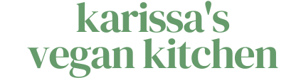Karissa's Vegan Kitchen logo