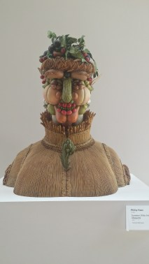 Summer (After Arcimboldo) Maquette by Philip Haas (2010)