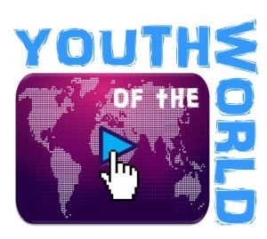 youth of the world logo