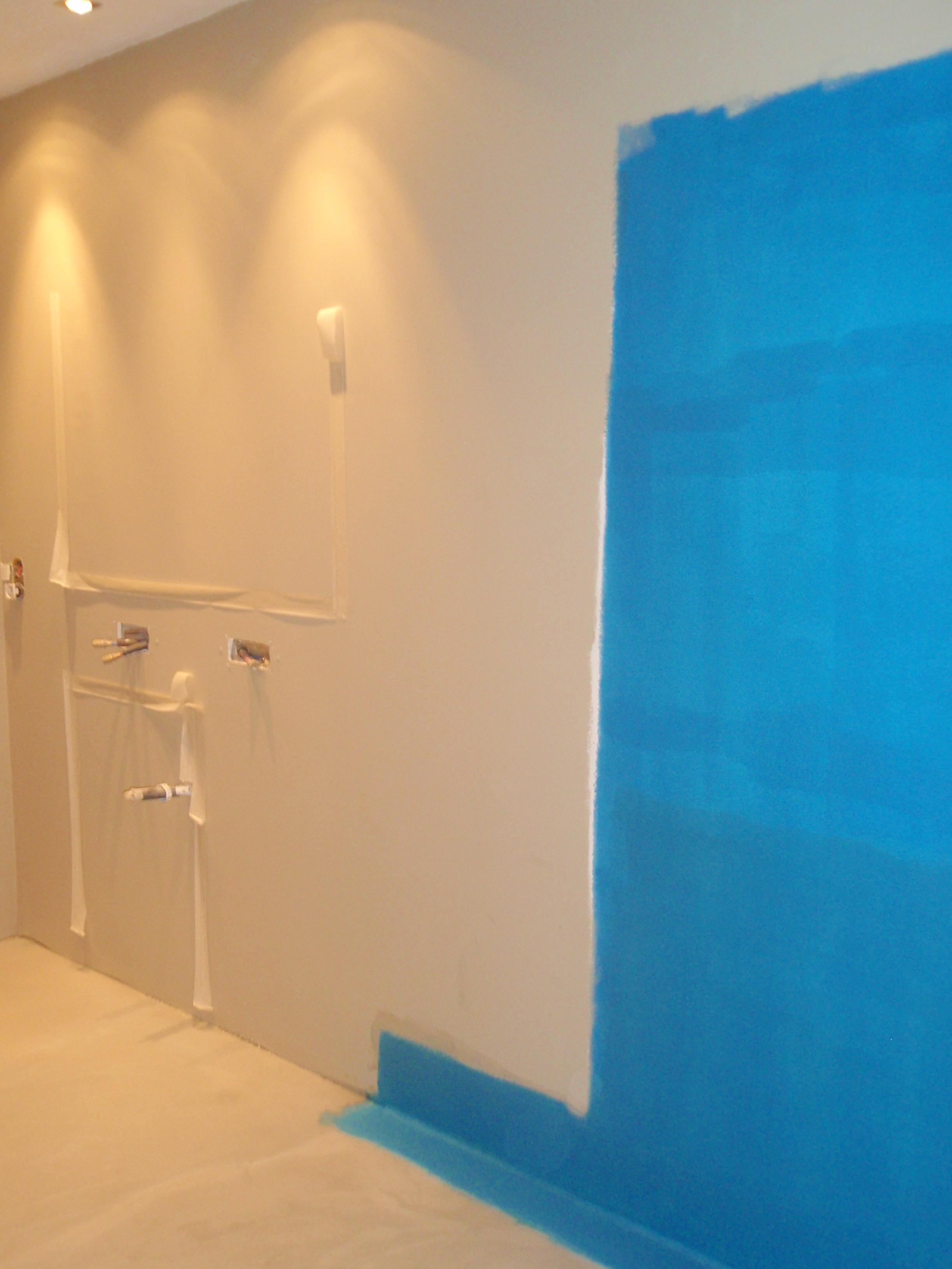 Peinture Hydrofuge Placo Salle De Bain