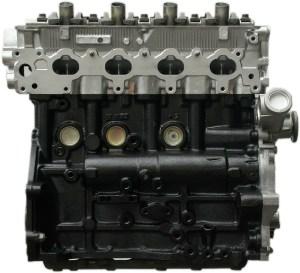 Rebuilt 2003 Mitsubishi Outlander 24L 4G64 Longblock