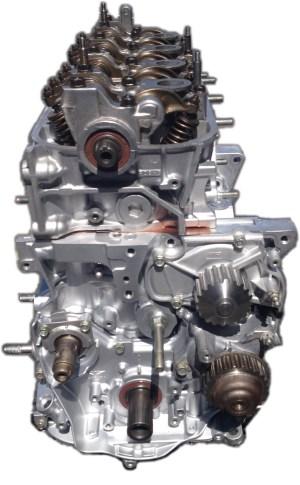 Rebuilt 9093 Honda Accord 22L Engine « Kar King Auto