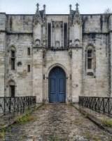 One of the exterior fortress entrances of Château de Vincennes
