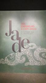 Design for the Jade exhibit.