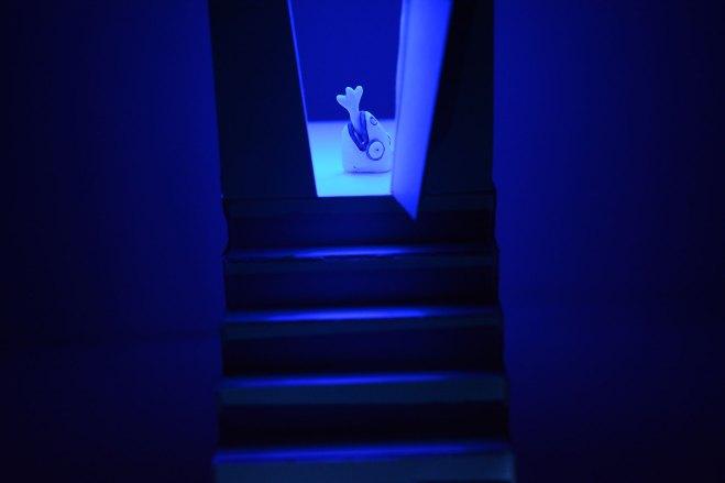 Stair Scene - Detail
