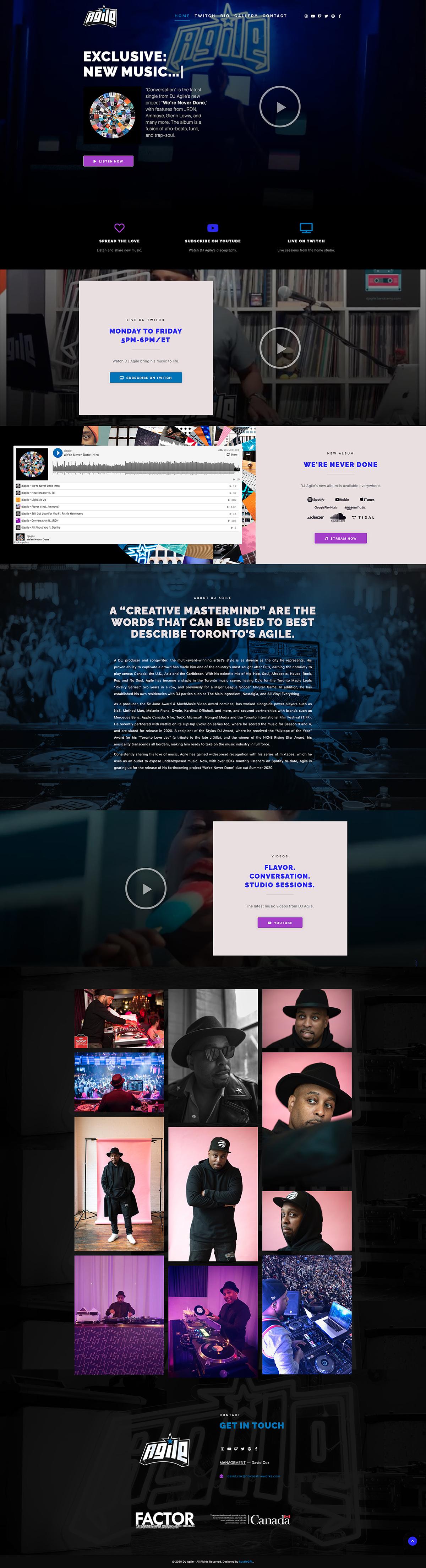 dj-agile-website