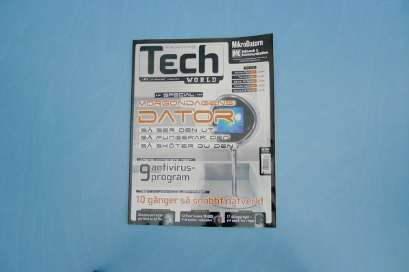 TechWorld, 2007-2009