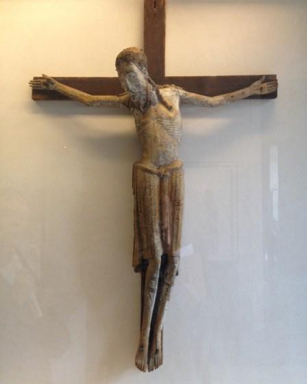 (c) Karl Baumann 2016: Das Kreuz, Louvre, Paris, Samsung NX20