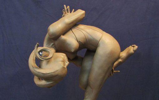 Aries Statue