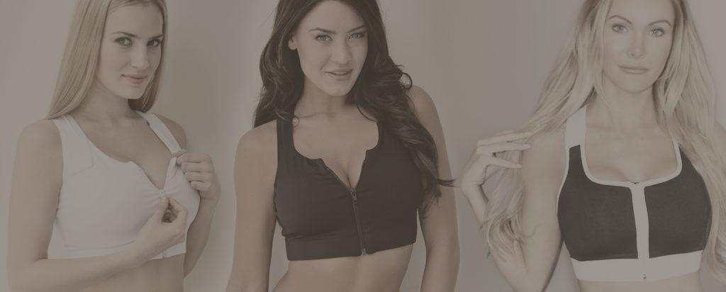 Sexy Breast Augmentation Bras by Karlee Smith