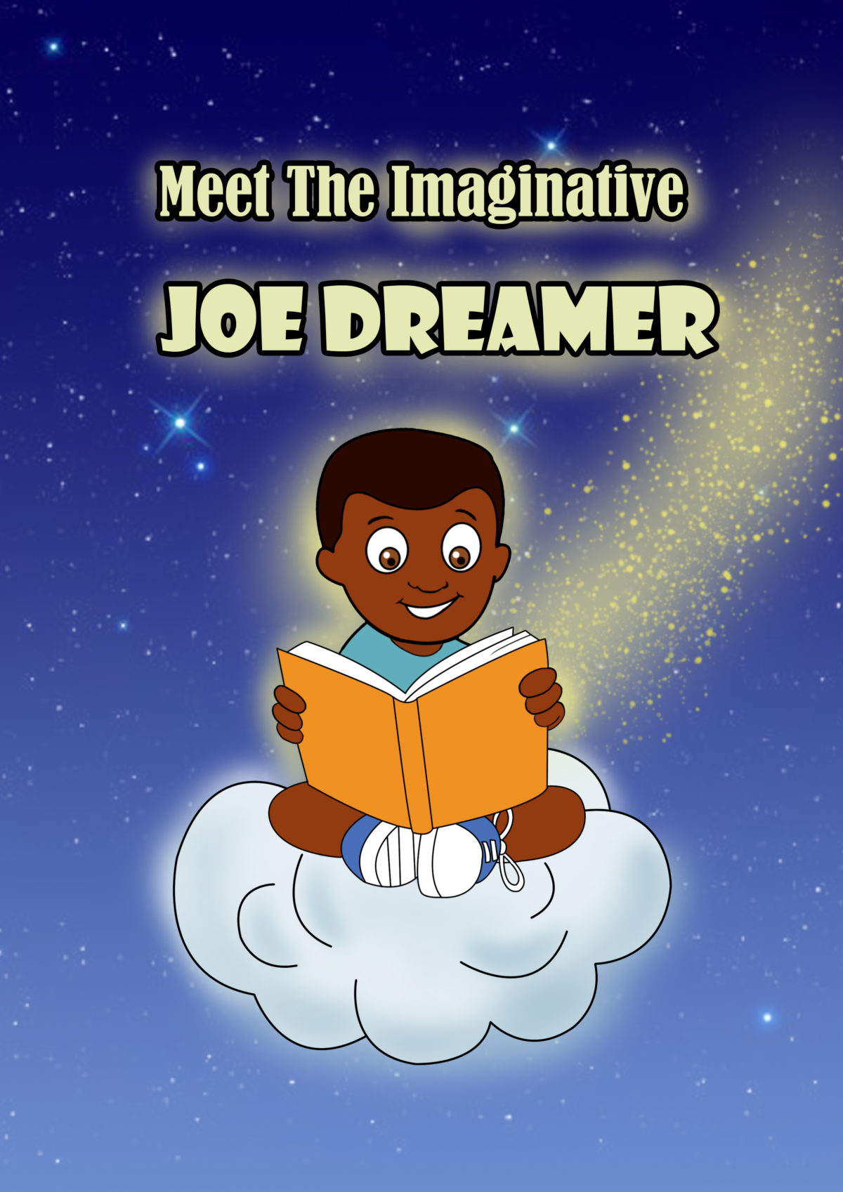 It is almost here – The Imaginative Joe Dreamer!