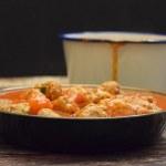 Gehaktballetjes in tomatensaus (low FODMAP)