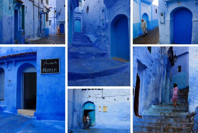 Marokko kleur 1