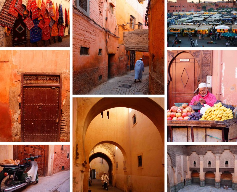 Marokko kleur 2