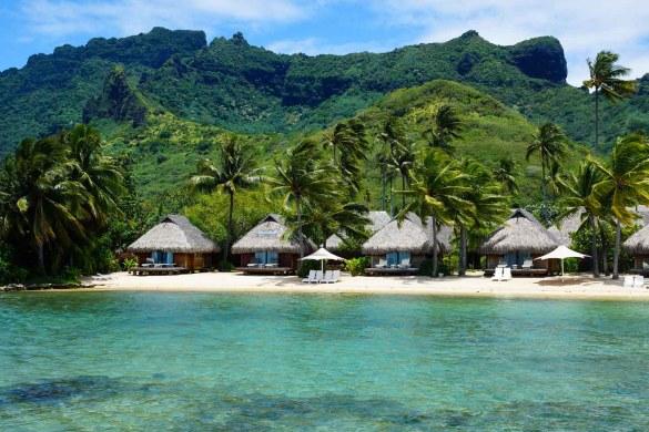 Moorea Frans-Polynesië