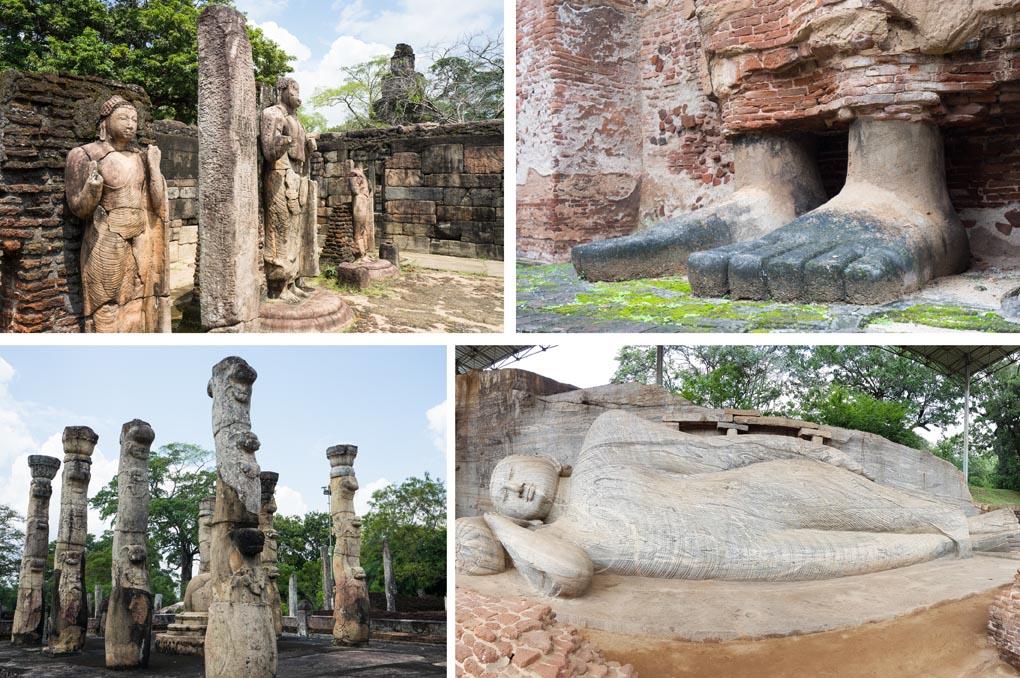 Polonnaruwa Sri Lanka