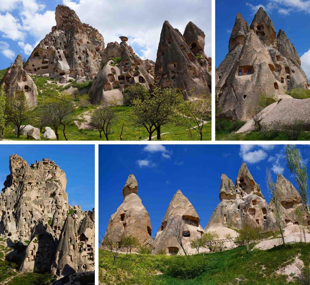 Cappadocië Turkije