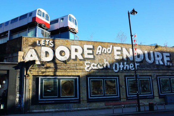 Shoreditch Londen