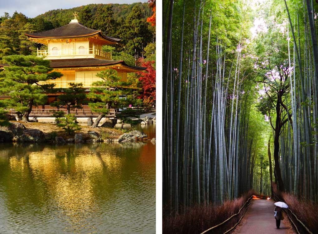 Kyoto bezienswaardigheden
