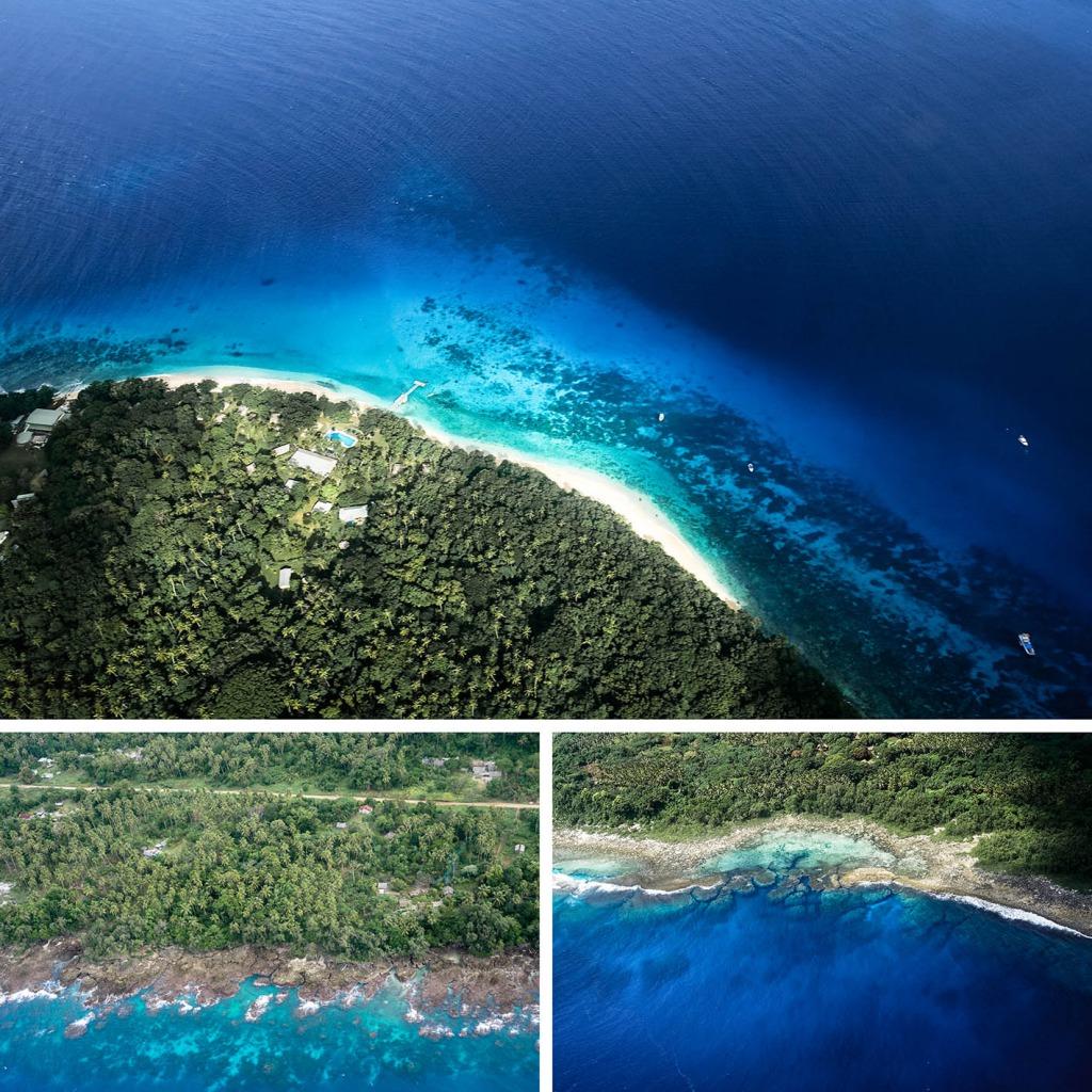 uitzicht Vanuatu
