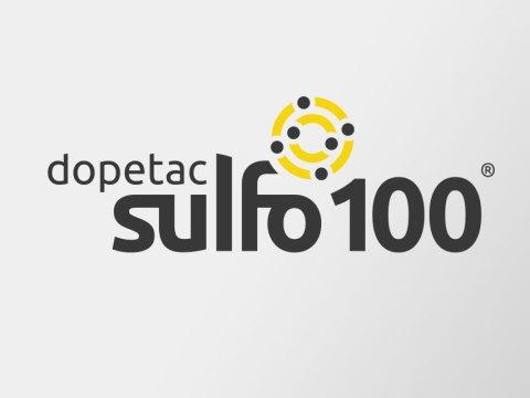 Logogestaltung dopetac sulfo 100®