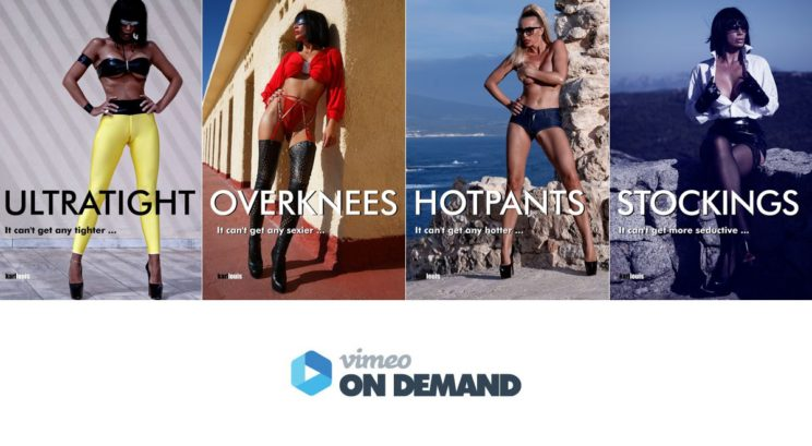 Four Video Series On Demand