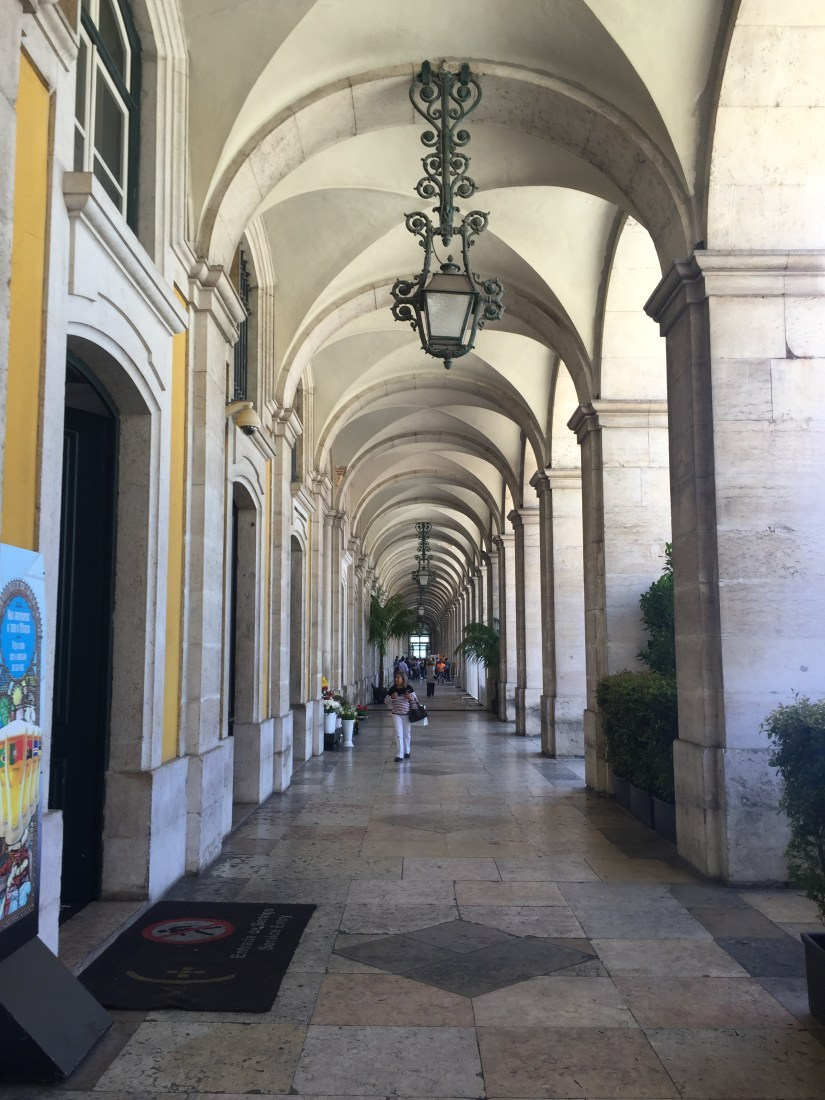 Add Baixa to your itinerary for Lisbon