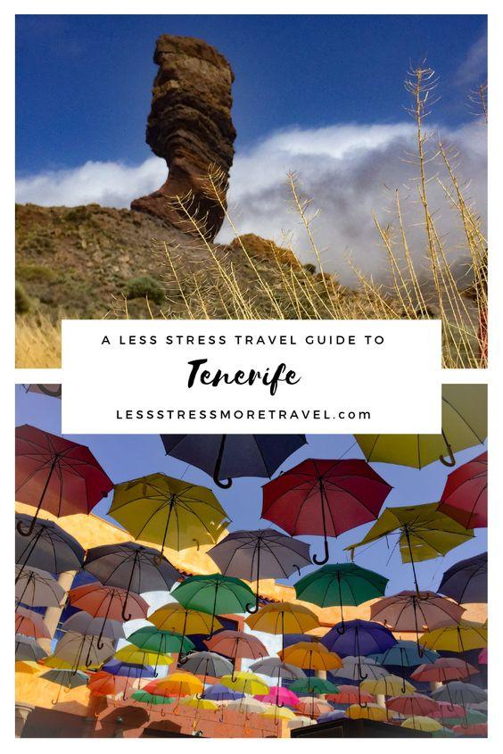 Why Tenerife Blog Pinterest