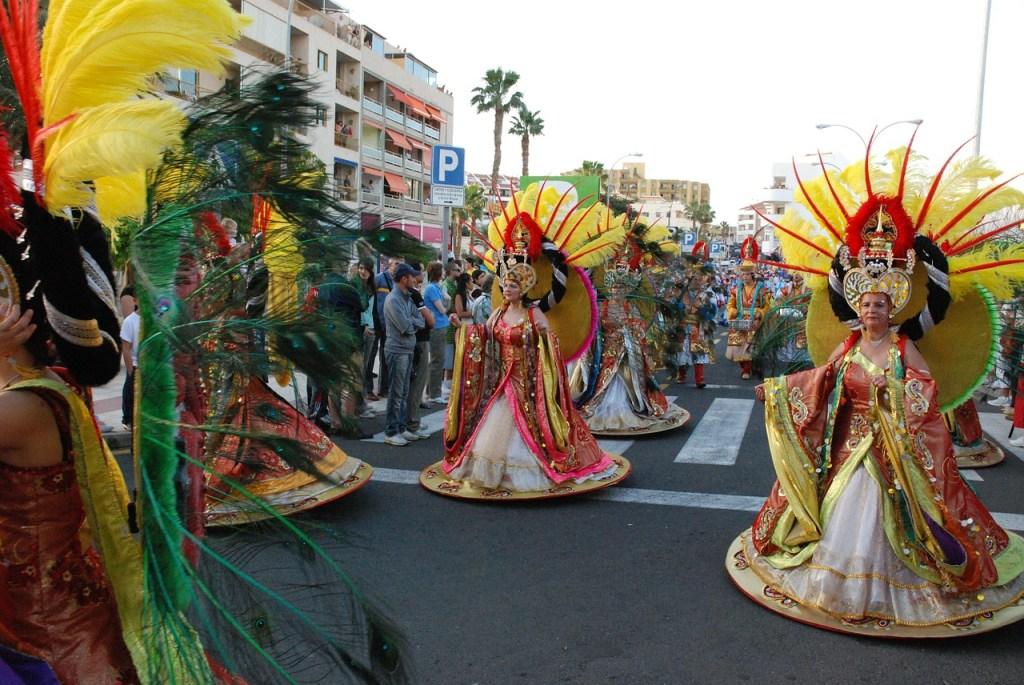 Santa Cruz Carnival - Tenerife