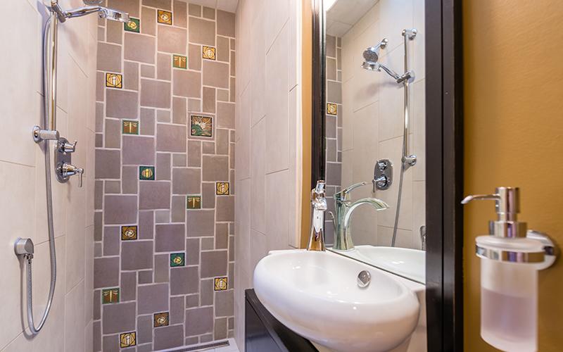 Craftsman Bathroom Remodel Cleveland Heights Ohio