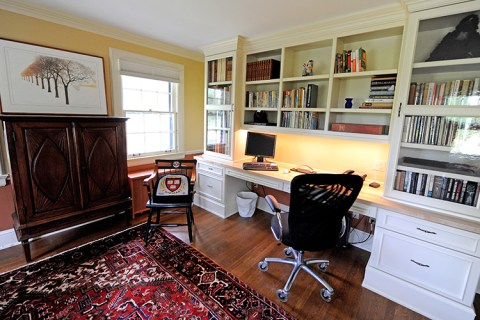 Brantley Road Home Office