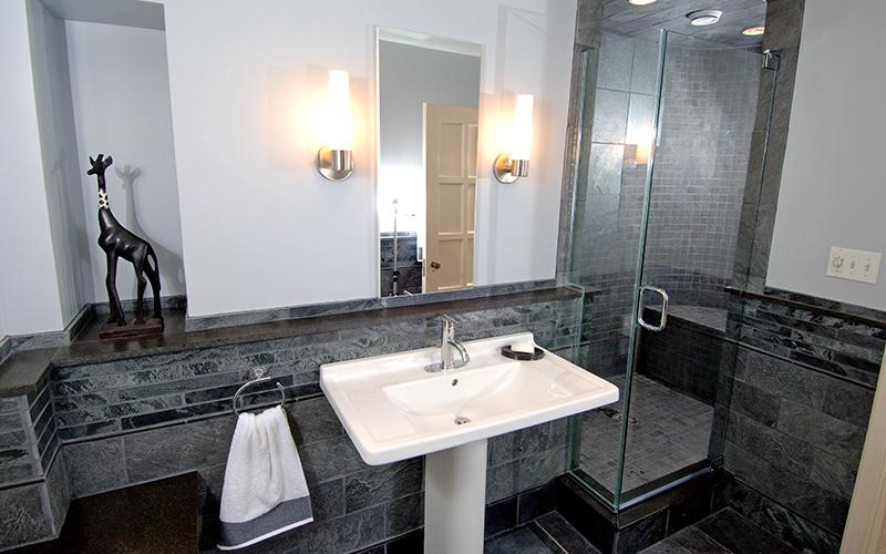 Bath Design Shaker Heights Ohio | Karlovec & Company