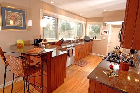 Edgerton Road Kitchen