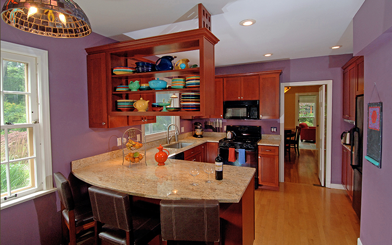 Kitchen Remodel | Shaker Heights, Ohio | Karlovec & Company