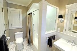 West Park Boulevard Guest Bath