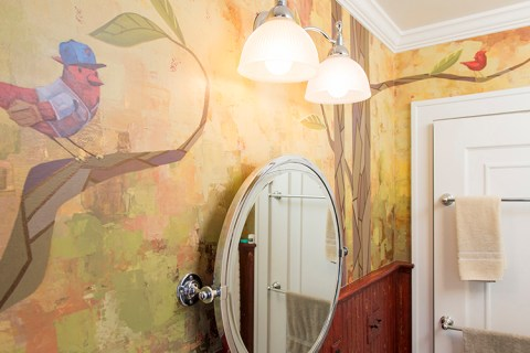 Winslow Road Guest Bathroom