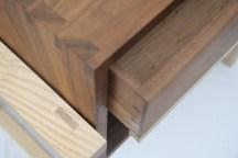 Boxer bedside cabinet