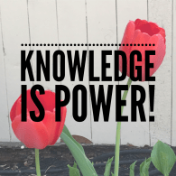 Knowledge is Power - A Soft Voice.com