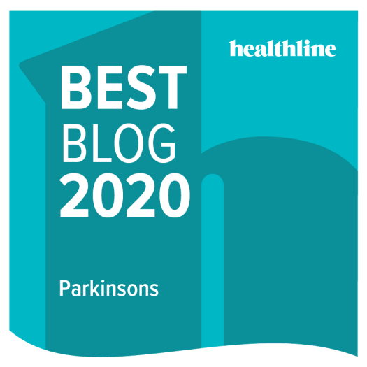 A Soft Voice Chosen by Healthline.com as One of the Best Blogs on Parkinson's Disease