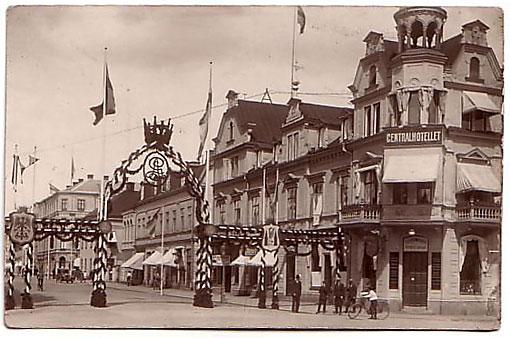 Hotel Kung Carl eller Centralhotellet