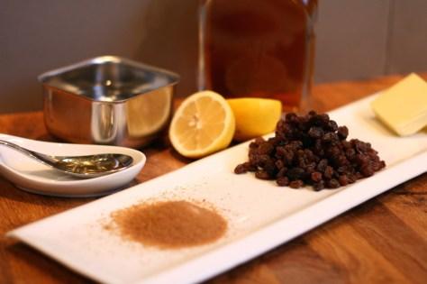 ingredienser till russinkrämen